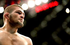 Khabib Nurmagomedov is ready to defend a lightweight championship title against Conor Mcgregor