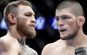 Khabib Nurmagomedov vs Conor Mcgregor UFC lightweight fight