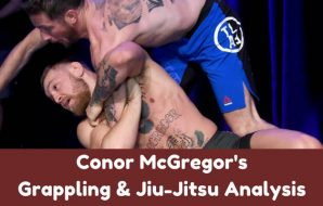 Conor McGregor's grappling and jiu-jitsu analysis