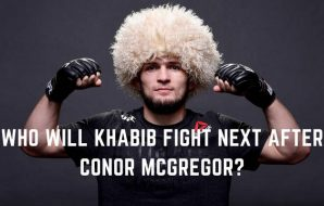 Khabib Nurmagomedov next fight after McGregor