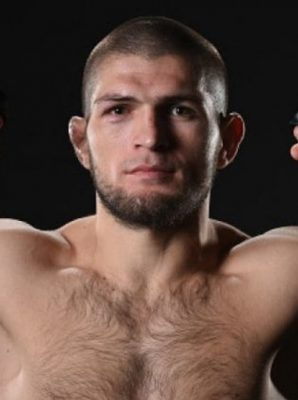 Khabib Nurmagomedov's weight and weight cut