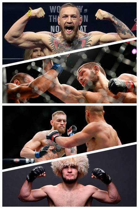 Rematch Khabib vs McGregor 2 fight