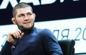 Khabib Nurmagomedov announced he will fight on September 7, 2019