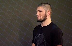 Khabib exclusive interview on Russia's Channel One