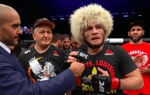 Khabib pound-for-pound rankings