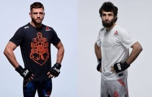 Zabit vs Kattar fight was moved to UFC's event in Moscow on November 9