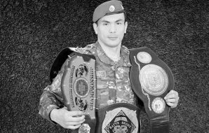 Bekzod Nurmatov Uzbek MMA fighter died after fight