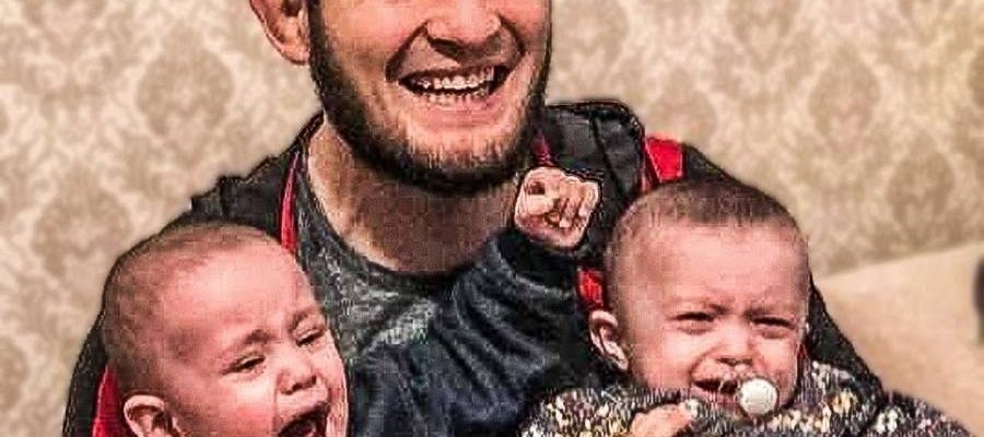 Khabib Nurmagomedov becomes a father for the third time