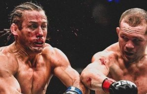 Petr Yan knocked out Urijah Faber