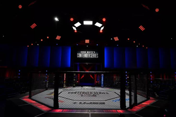 UFC APEX facility will host UFC events during the coronavirus crisis.