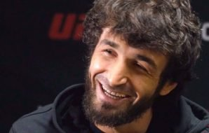 Zabit Magomedsharipov won't be fighting at UFC 249