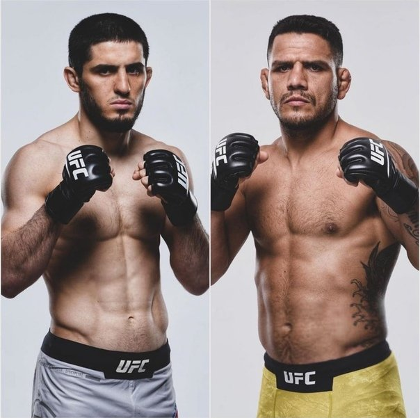 Islam Makhachev will fight Rafael dos Anjos next at UFC 254 on October 24, 2020