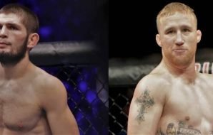 What time is Khabib vs Gaethje fight