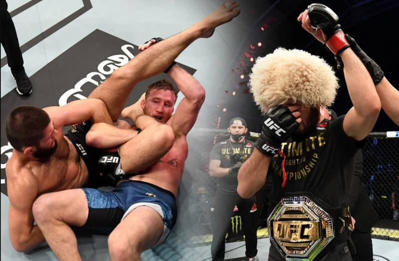 Khabib announced retirement after UFC 254 fight with Justin Gaethe