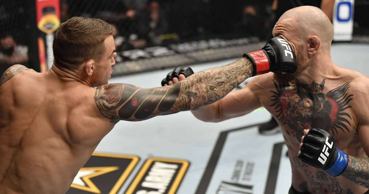 Poirier beat McGregor at UFC 257